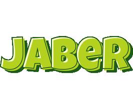 Jaber summer logo