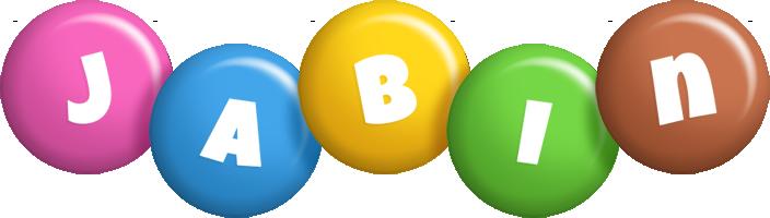 Jabin candy logo