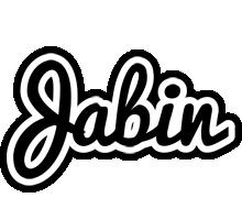 Jabin chess logo