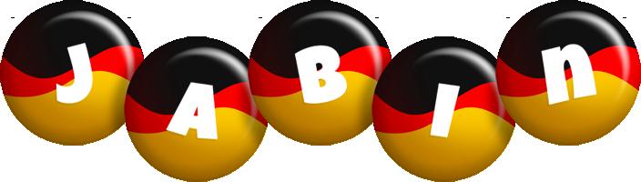 Jabin german logo