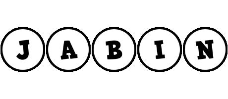 Jabin handy logo