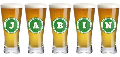 Jabin lager logo