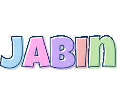 Jabin pastel logo