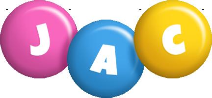 Jac candy logo