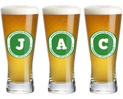 Jac lager logo