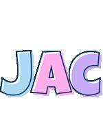 Jac pastel logo