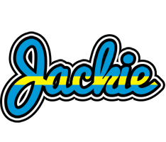 Jackie sweden logo