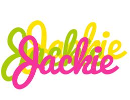 Jackie sweets logo
