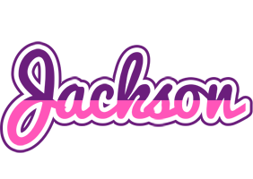Jackson cheerful logo