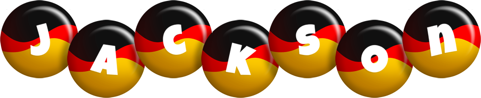 Jackson german logo
