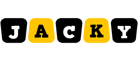 Jacky boots logo