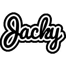 Jacky chess logo