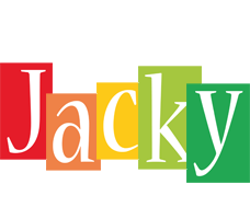Jacky colors logo