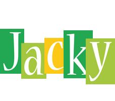 Jacky lemonade logo