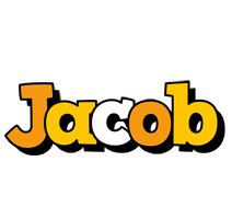 Jacob cartoon logo