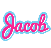 Jacob popstar logo