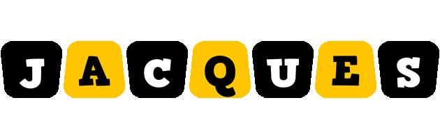 Jacques boots logo