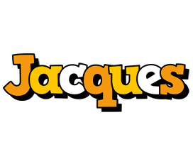 Jacques cartoon logo