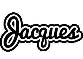 Jacques chess logo