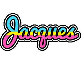 Jacques circus logo
