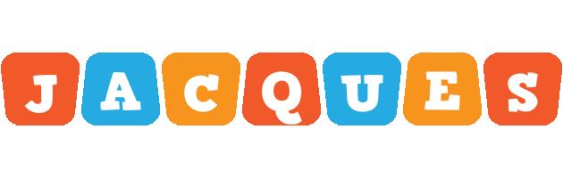 Jacques comics logo