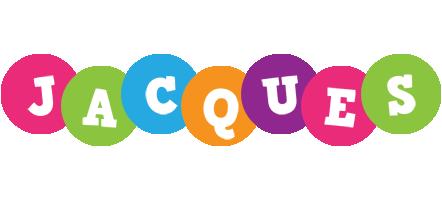 Jacques friends logo