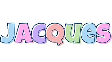 Jacques pastel logo