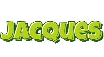 Jacques summer logo