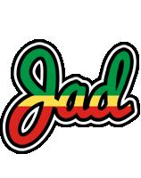 Jad african logo