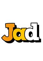 Jad cartoon logo
