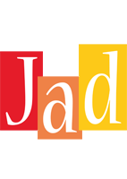 Jad colors logo