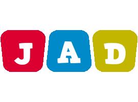Jad daycare logo