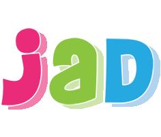 Jad friday logo