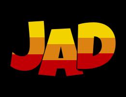 Jad jungle logo