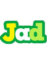 Jad soccer logo