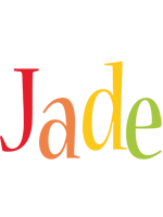 Jade birthday logo