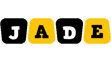 Jade boots logo