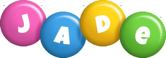 Jade candy logo