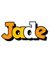 Jade cartoon logo