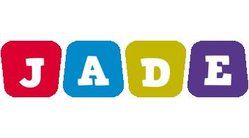 Jade daycare logo
