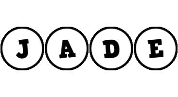 Jade handy logo