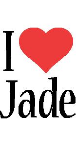 Jade i-love logo