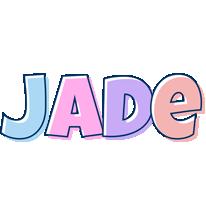Jade pastel logo