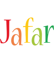 Jafar birthday logo