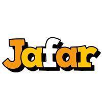 Jafar cartoon logo