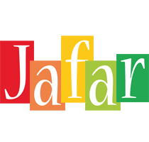 Jafar colors logo