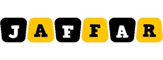 Jaffar boots logo