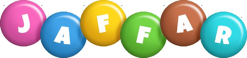 Jaffar candy logo