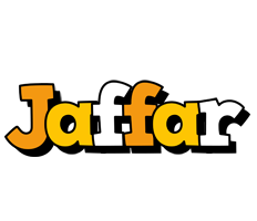 Jaffar cartoon logo