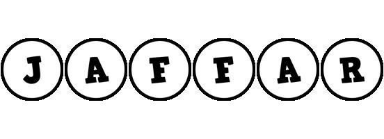 Jaffar handy logo